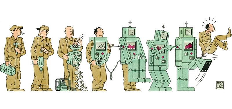 آینده مشاغل در دنیای فناوری، کدام شغلها تا ۱۰ سال آینده از بین می روند؟