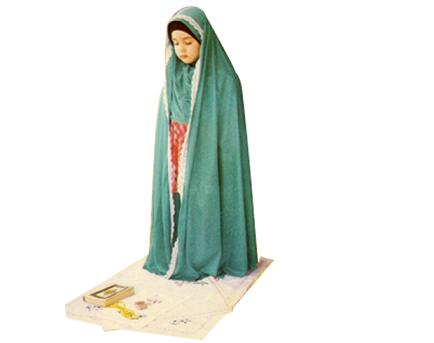 داستان زیبا در مورد نماز