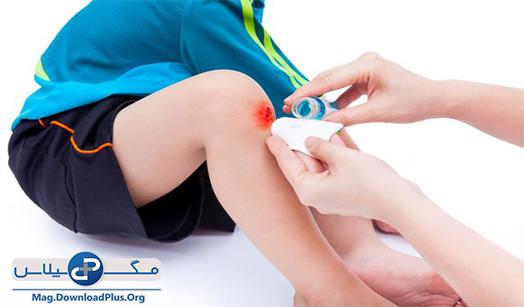 ۸ روش برای جلوگیری از خونریزی