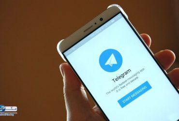 آموزش تصویری روش قفلگذاری روی تلگرام