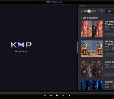 حل مشکل زیرنویس فارسی در کی ام پلیر KMPlayer